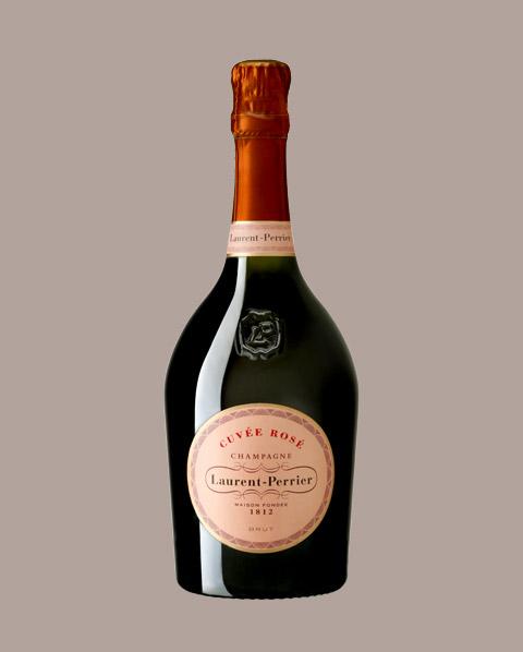cuvée-rosé Laurent-Perrier