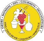 Logo of the Ordre Mondial des Gourmets Dégustateurs