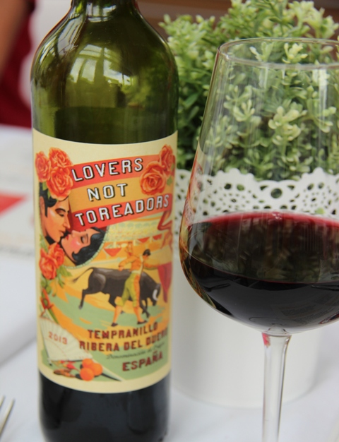 Lovers Not Toreadors Tempranillo Spain1
