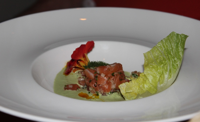 NZ King Salmon Tartar res