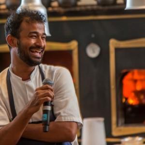 Chef Parashuram Pathak