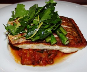 Baked Red Snapper Vivos