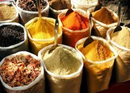 multi cultural food