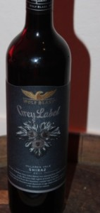 Wolf Blass Grey Label Shiraz McLaren Vale
