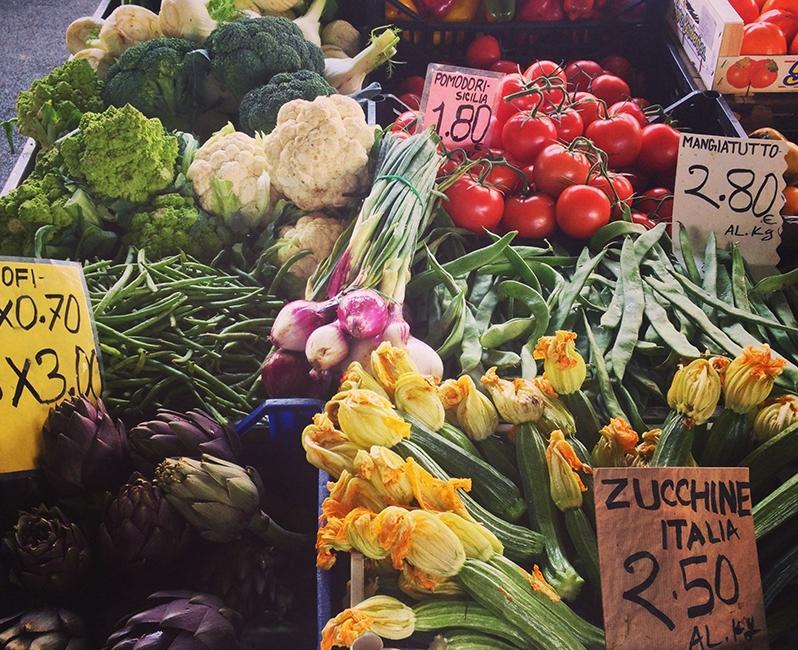 Tuscany Food Market