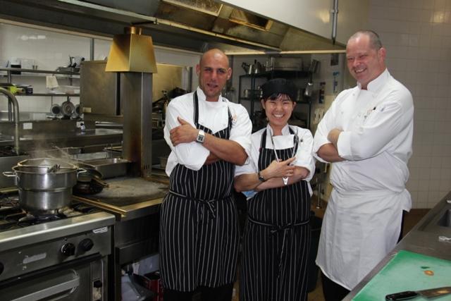 Sofitel GC chefs Lilian Bourcet and Bill Magno14