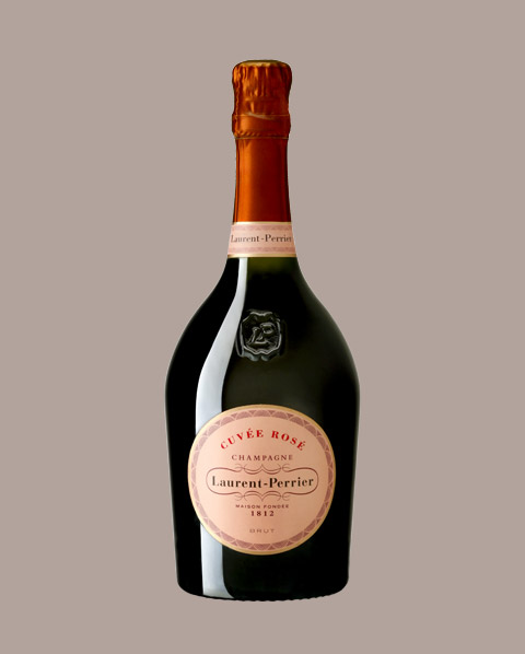 cuvée-rosé Laurent-Perrier
