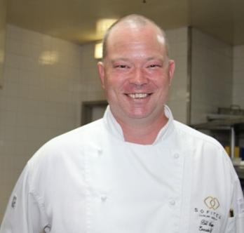 Sofitel GC chef Bill Magno