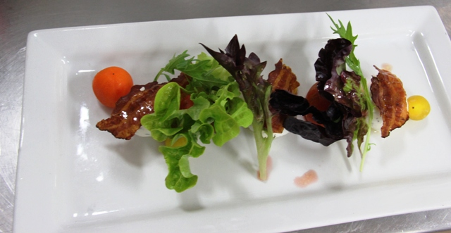 Goats Cheese Salad Bistro on31